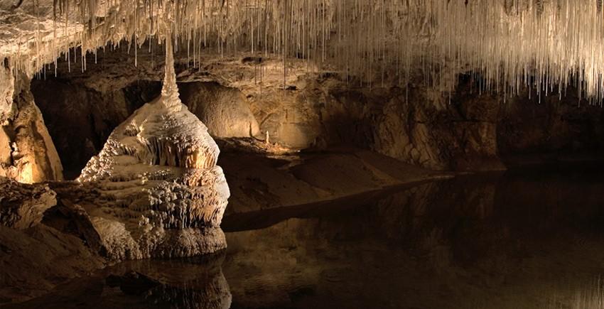 Sortie en famille aux Grottes de Choranche